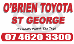 Logo for Obrien Toyota